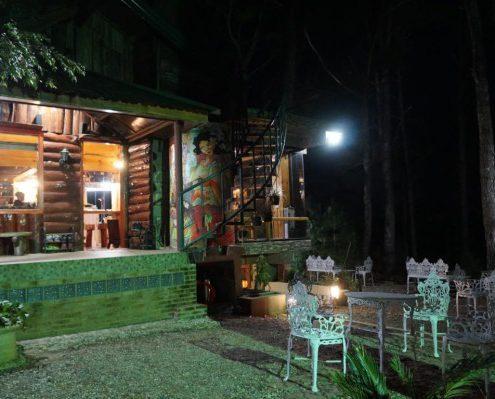 Brauerei Cellar Door in Sagada
